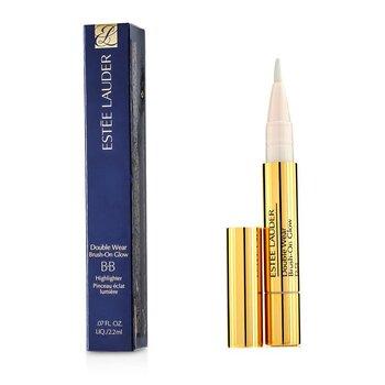 Double Wear Brush On Glow BB Highlighter - # 2C Light Medium (Cool) (2.2ml/0.07oz)