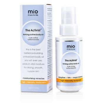 Mama Mio Mio - The Activist Укрепляющее Активное Масло для Тела 120ml/4.1oz