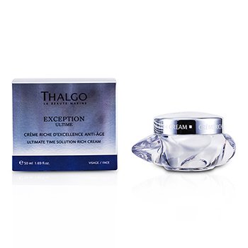 Exception Ultime Ultimate Time Solution Rich Cream (50ml/1.69oz)