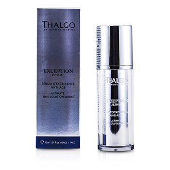 Thalgo Exception Ultime Ultimate Time Solution Сыворотка 30ml/1.01oz
