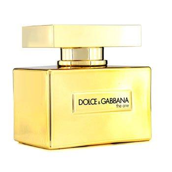 Dolce  Gabbana The One Gold Парфюмированная Вода Спрей (Ограниченный Выпуск) 75ml/2.5oz