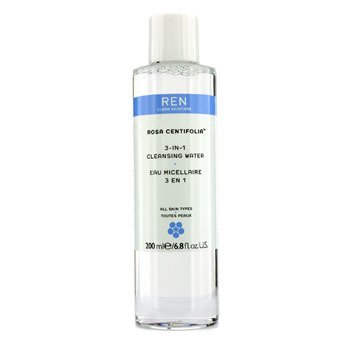 Rosa Centifolia 3-In-1 Cleansing Water (All Skin Types) (200ml/6.8oz)