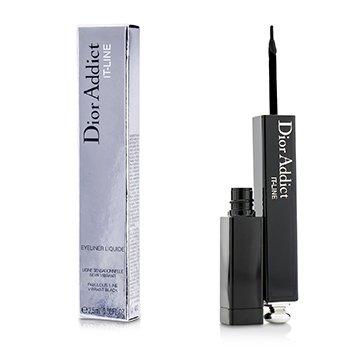 Christian Dior Dior Addict It Line Подводка для Глаз - # Черный -