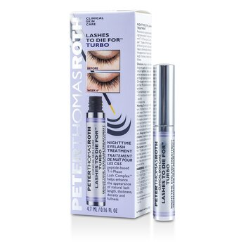 Lashes To Die For Turbo Nighttime Eyelash Treatment (4.7ml/0.16oz)