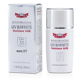 Dr. Ci:Labo UV  White Увлажняющее Молочко SPF 35 PA+++ 35ml/1.19oz