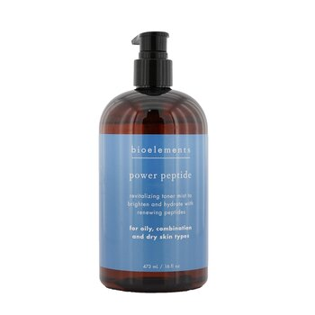 Power Peptide - Age-Fighting Facial Toner (Salon Size, For All Skin Types, Except Sensitive) (473ml/16oz)