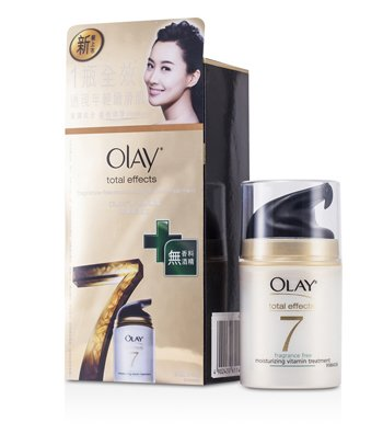 Olay Total Effects Увлажняющее Средство с Витаминами без Отдушек 50g/1.7oz