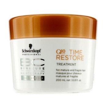 Schwarzkopf BC Time Restore Q10 Plus Омолаживающее Средство - для Зрелых и Ломких Волос (Новая Упаковка) 200ml/6.8oz