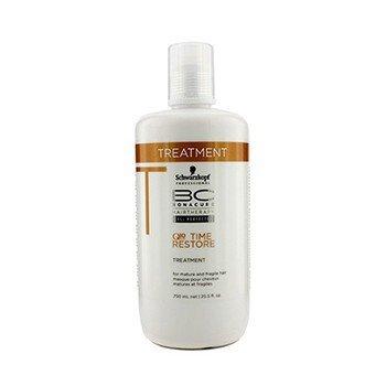 Schwarzkopf BC Time Restore Q10 Plus Омолаживающее Средство - для Зрелых и Ломких Волос (Новая Упаковка) 750ml/25.5oz