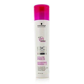 Schwarzkopf BC Color Freeze Шампунь без Сульфатов - для Окрашенных Волос (Новая Упаковка) 250ml/8.4oz
