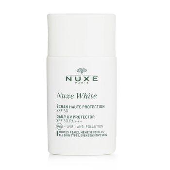 Nuxe White Daily UV Protector SPF 30 (For All Skin Types & Sensitive Skin) (30ml/1oz)