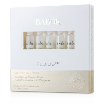 Fluids FP Revitalizing Oxygen Fluid (Moist & Lipid, For Dry Skin) (7x2ml/0.07oz)