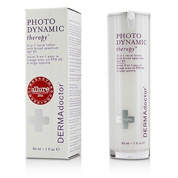 Photodynamic Therapy 3-In-1 Facial Lotion SPF 30 (30ml/1oz)