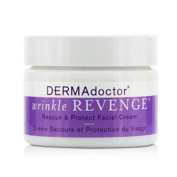 Wrinkle Revenge Rescue & Protect Facial Cream (50ml/1.7oz)