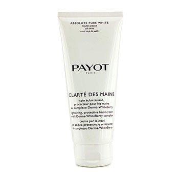 Payot Absolute Pure White Clarte Des Mains Осветляющий Защитный Крем для Рук (Салонный Размер) 200ml/6.7oz
