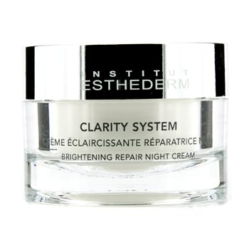 Esthederm Clarity System Осветляющий Восстанавливающий Ночной Крем 50ml/1.6oz