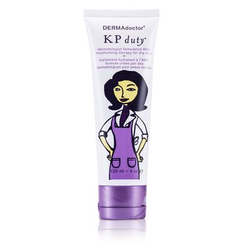 KP Duty Dermatologist Formulated AHA Moisturizing Therapy (For Dry Skin) (120ml/4oz)