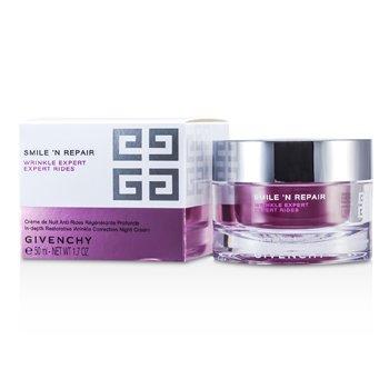 Givenchy SmileN Repair Wrinkle Expert Глубоко Восстанавливающий Ночной Крем против Морщин 50ml/1.7oz