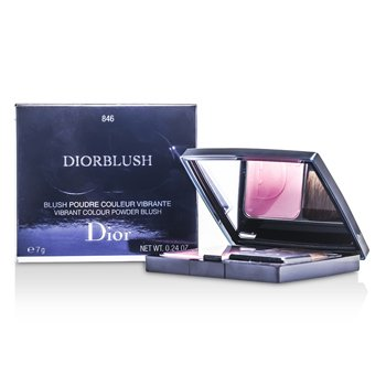 Christian Dior DiorBlush Яркие Пудровые Румяна - # 846 Lucky Pink 7g/0.24oz