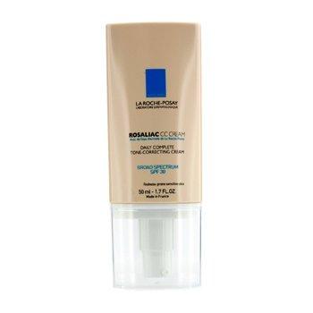 Rosaliac CC Cream SPF 30 - Daily Complete Tone-Correcting Cream (50ml/1.7oz)