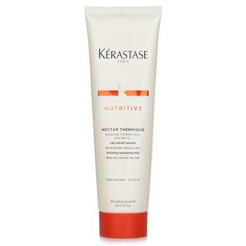 Kerastase Nutritive Nectar Thermique Полирующее Питательное Молочко (для Сухих Волос) 150ml/5.1oz
