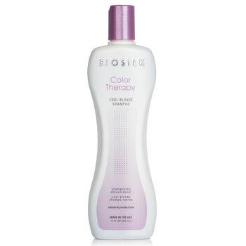 BioSilk Color Therapy Холодный Блонд Шампунь 355ml/12oz
