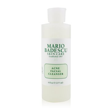 Acne Facial Cleanser - For Combination/ Oily Skin Types (177ml/6oz)