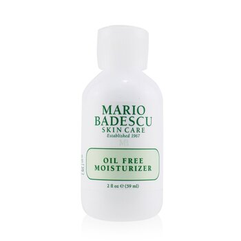 Mario Badescu 水漾保濕乳 Oil Free Moisturizer - 混合性/油性/敏感性肌膚適用 59ml/2oz - 保濕及護理