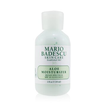 Mario Badescu 蘆薈水嫩保濕霜SPF15 Aloe Moisturizer SPF 15 - 混合性/油性/敏感性肌膚適用 - 保濕及護理