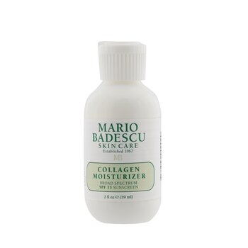 Mario Badescu 水嫩精透膠原日霜 Collagen Moisturizer SPF 15 - 混合性/敏感性肌膚適用 59ml/2oz - 保濕及護理