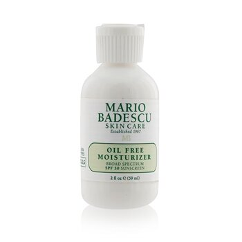 Mario Badescu 控油保濕乳 SPF30 Oil Free Moisturizer SPF 30 (適合油性敏感肌) 59ml/2oz - 保濕及護理