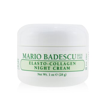Elasto-Collagen Night Cream - For Dry/ Sensitive Skin Types (29ml/1oz)