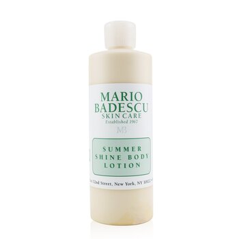 Summer Shine Body Lotion - For All Skin Types (472ml/16oz)