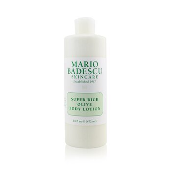 Super Rich Olive Body Lotion - For All Skin Types (472ml/16oz)