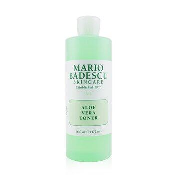 Aloe Vera Toner - For Dry/ Sensitive Skin Types (472ml/16oz)
