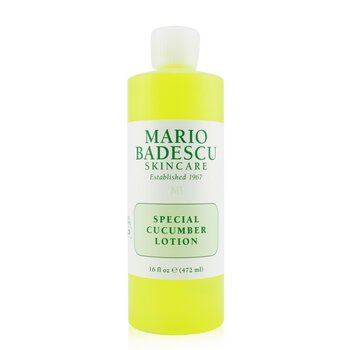 Special Cucumber Lotion - For Combination/ Oily Skin Types (472ml/16oz)
