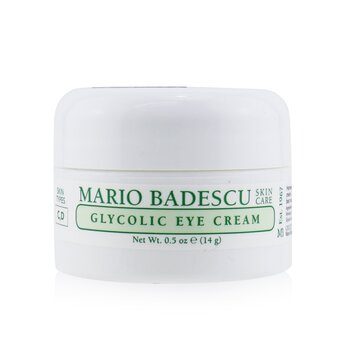 Glycolic Eye Cream - For Combination/ Dry Skin Types (14ml/0.5oz)