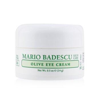 Olive Eye Cream - For Dry/ Sensitive Skin Types (14ml/0.5oz)