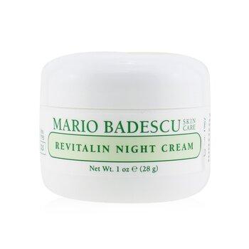 Revitalin Night Cream - For Dry/ Sensitive Skin Types (29ml/1oz)