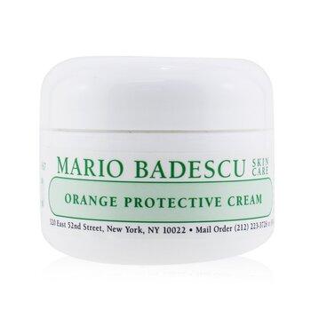 Mario Badescu 柑橘日霜 Orange Protective Cream - 混合性/乾性/敏感性肌膚適用 29ml/1oz - 保濕及護理