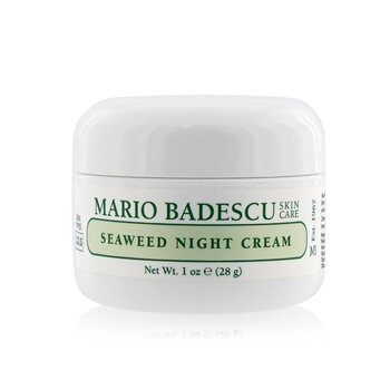 Seaweed Night Cream - For Combination/ Oily/ Sensitive Skin Types (29ml/1oz)