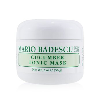 Cucumber Tonic Mask  - For Combination/ Oily/ Sensitive Skin Types (59ml/2oz)
