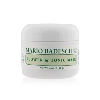Flower & Tonic Mask - For Combination/ Oily/ Sensitive Skin Types (59ml/2oz)