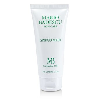 Ginkgo Mask - For Combination/ Dry/ Sensitive Skin Types (73ml/2.5oz)