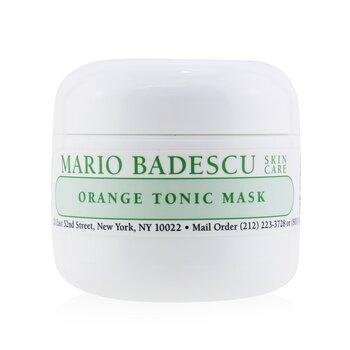 Orange Tonic Mask - For Combination/ Oily/ Sensitive Skin Types (59ml/2oz)