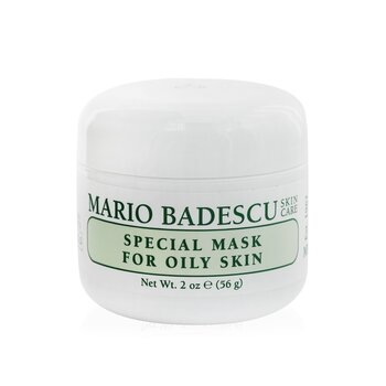 Special Mask For Oily Skin - For Combination/ Oily/ Sensitive Skin Types (59ml/2oz)