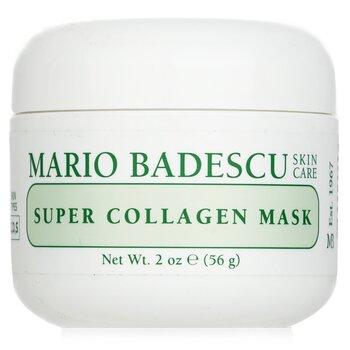 Mario Badescu 面膜 Super Collagen Mask - 混合性/乾性/敏感性肌膚適用 59ml/2oz - 面膜
