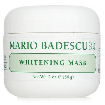 Mario Badescu 亮白活氧約會面膜 Whitening Mask - 所有膚質適用 59ml/2oz - 面膜