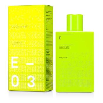 Escentric 03 Body Wash (200ml/7oz)
