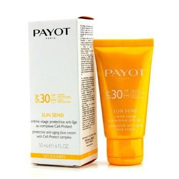 Payot Les Solaires Sun Sensi - Защитный Антивозрастной Крем для Лица SPF 30 50ml/1.6oz